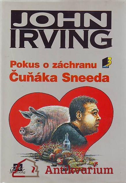 antikvární kniha Pokus o záchranu Čuňáka Sneeda, 1995