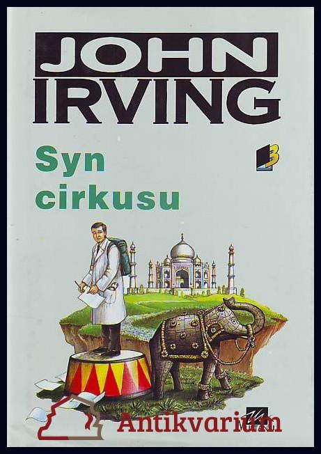 antikvární kniha Syn cirkusu, 1995