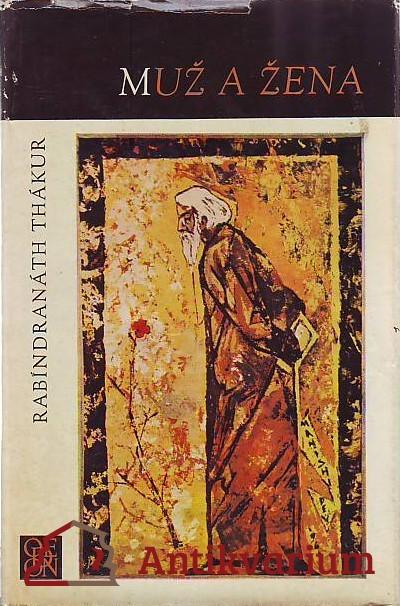 antikvární kniha Muž a žena. Sedm novel o lásce a manželství, 1976