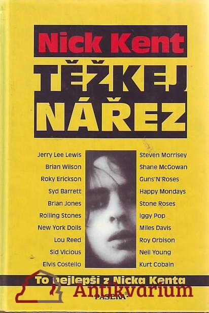 antikvární kniha Těžkej nářez, 1995
