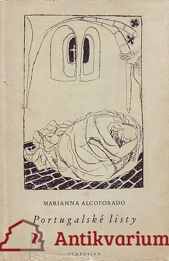 antikvární kniha Portugalské listy, 1948