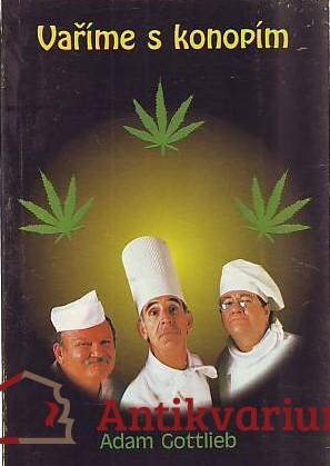 antikvární kniha Vaříme s konopím, 1995