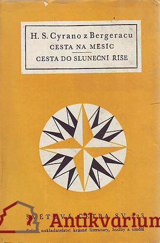 antikvární kniha Cesta na měsíc. Cesta do sluneční říše, 1959