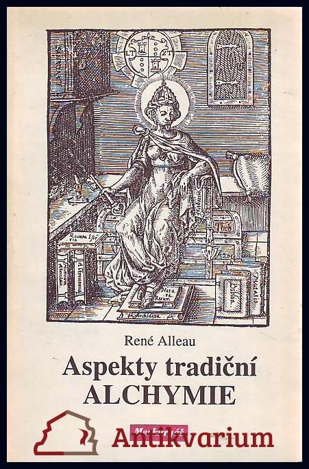 antikvární kniha Aspekty tradiční alchymie, 1993