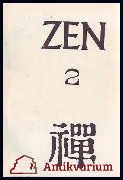 antikvární kniha Zen 2, 1988