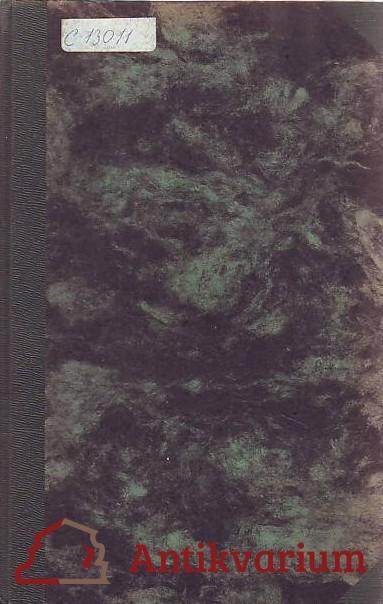 antikvární kniha Sluneční stát, 1951
