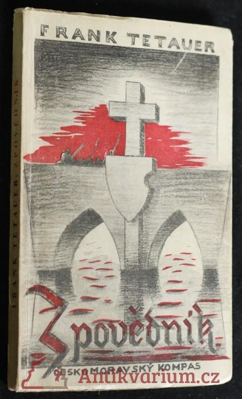 antikvární kniha Zpovědník, 1941