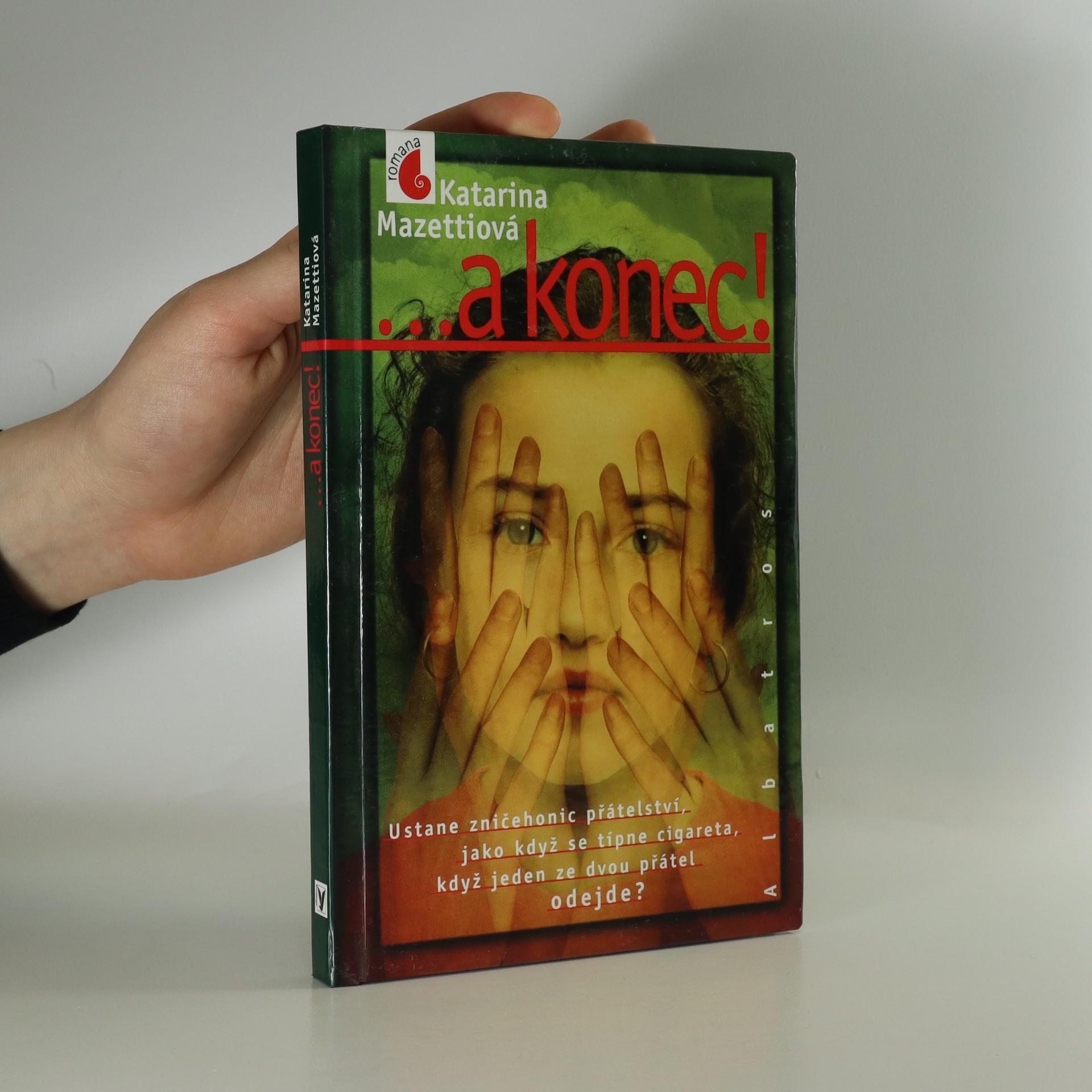 antikvární kniha ...a konec!, 1999