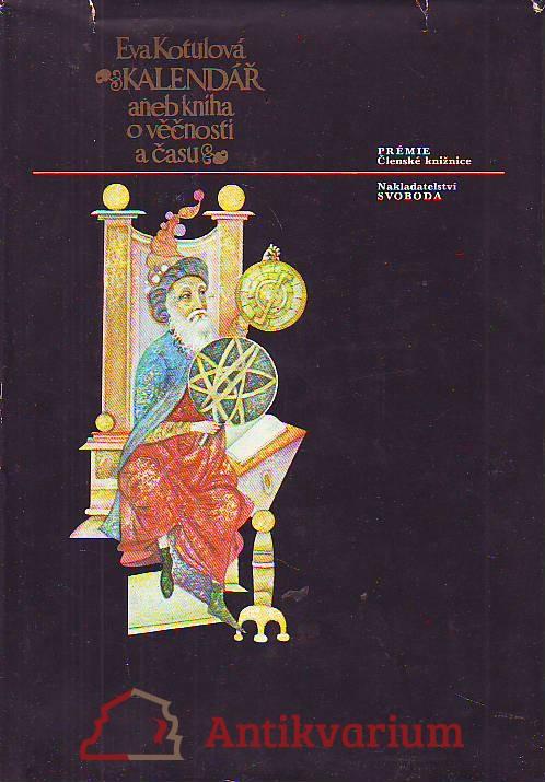 Kalendář aneb kniha o věčnosti a času