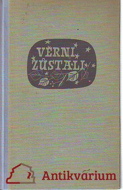 Věrni zůstali. Druhý odboj amerických Čechů ve východních státech Unie 1939 - 45