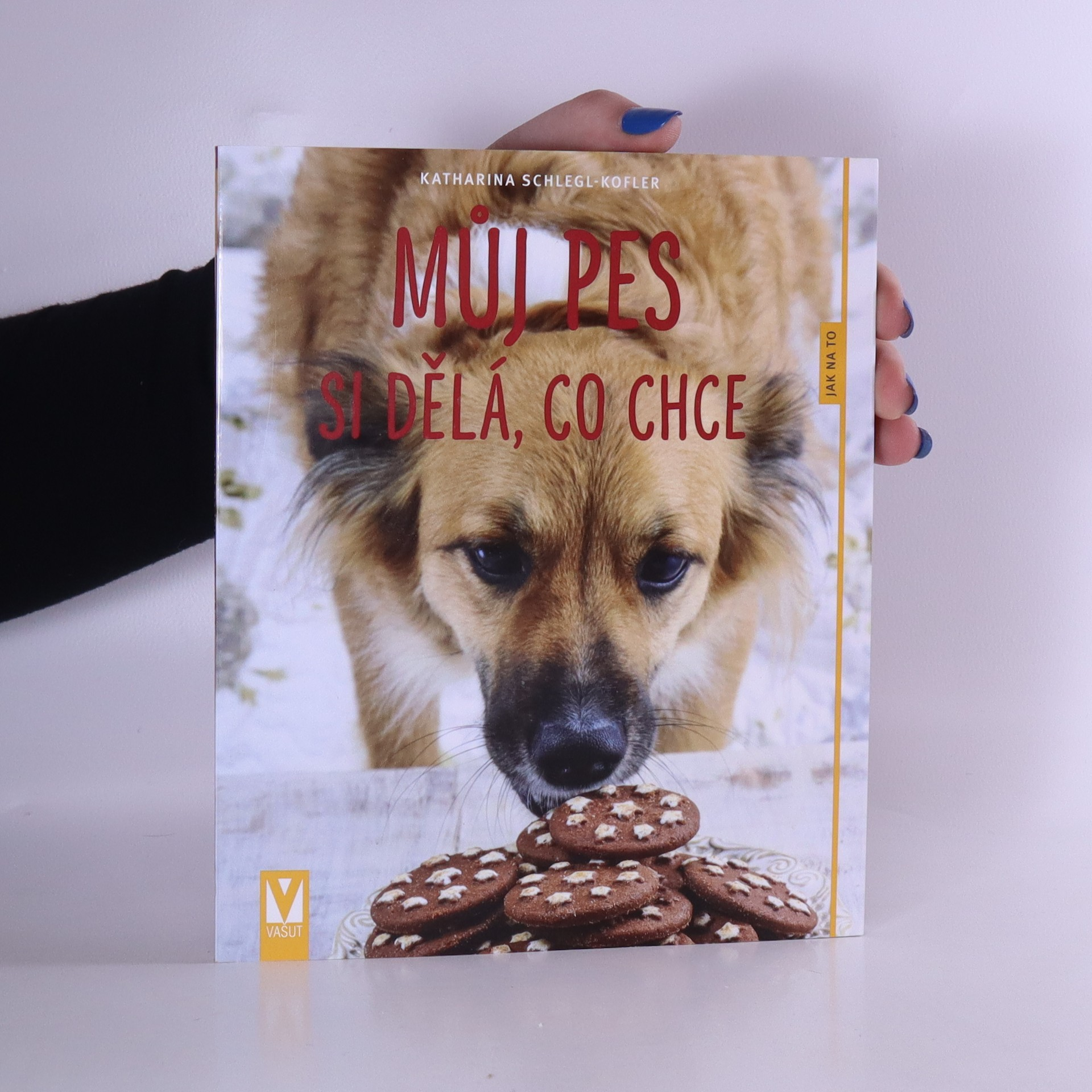 antikvární kniha Můj pes si dělá, co chce, 2015