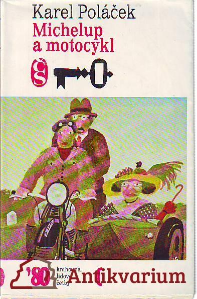 Michelup a motocykl