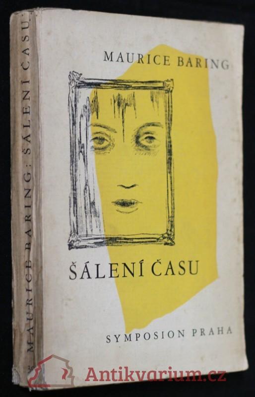 antikvární kniha Šálení času, 1935