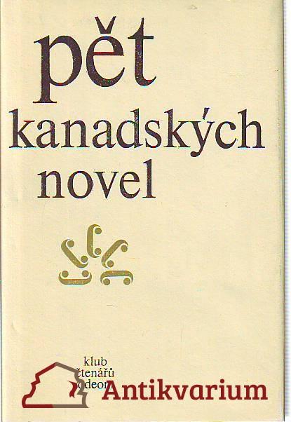 Pět kanadských novel