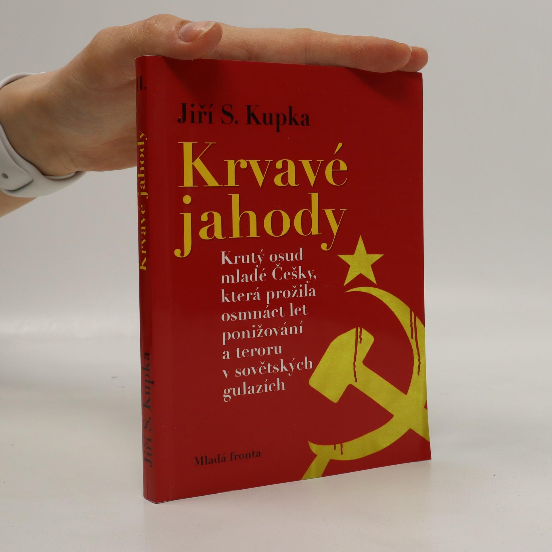 antikvární kniha Krvavé jahody, 2009