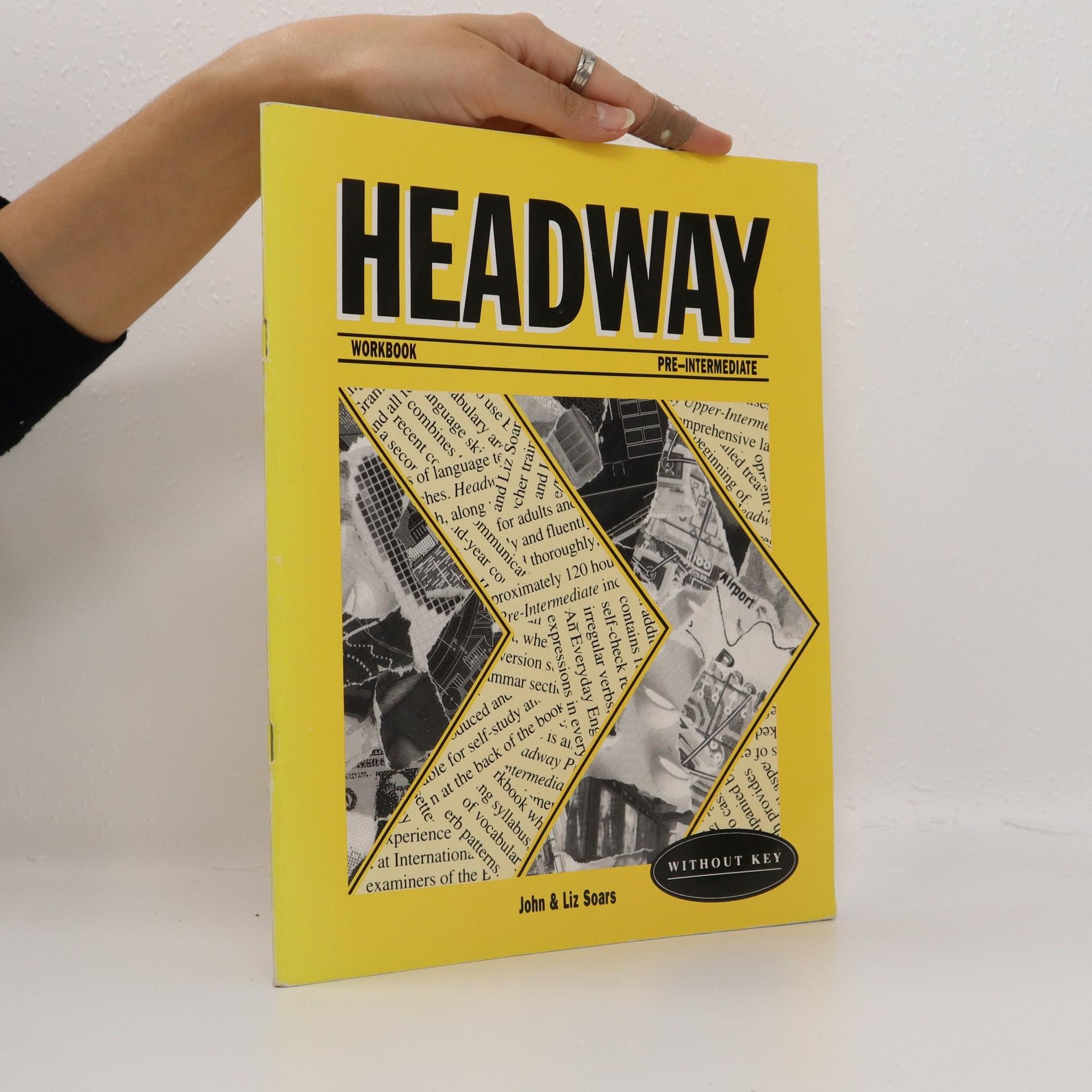 antikvární kniha Headway pre-intermediate. Workbook, 1997