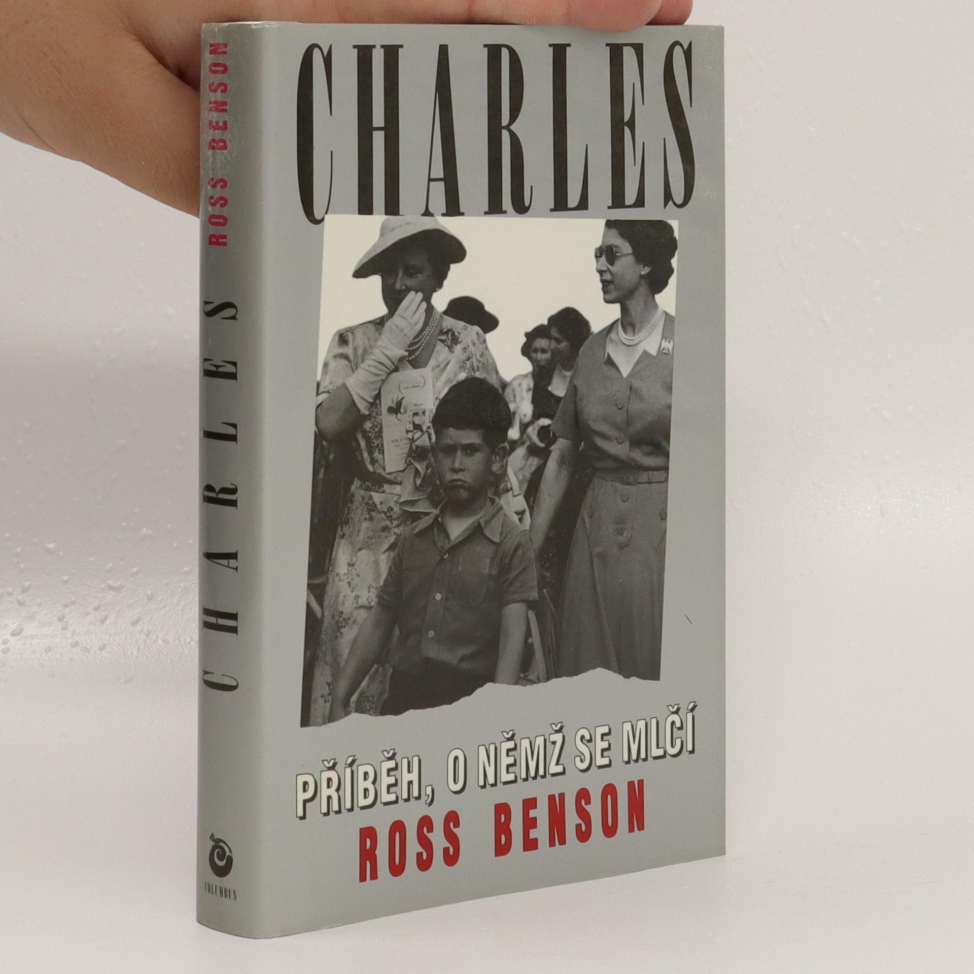 antikvární kniha Charles : Příběh, o němž se mlčí, 1994