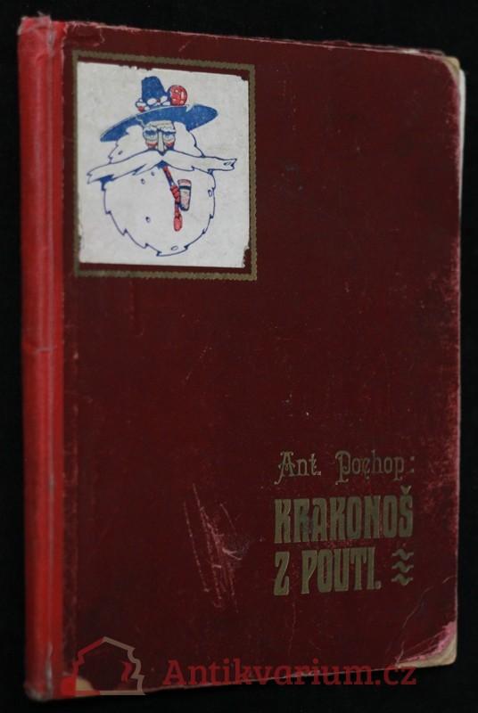 antikvární kniha Krakonoš z pouti a jiné povídky z horního Pojizeří, 1912