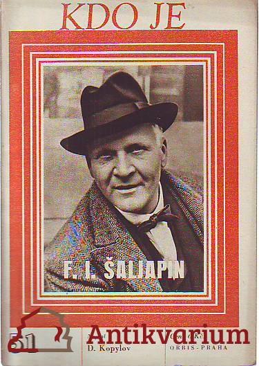 Kdo je F. I. Šaljapin