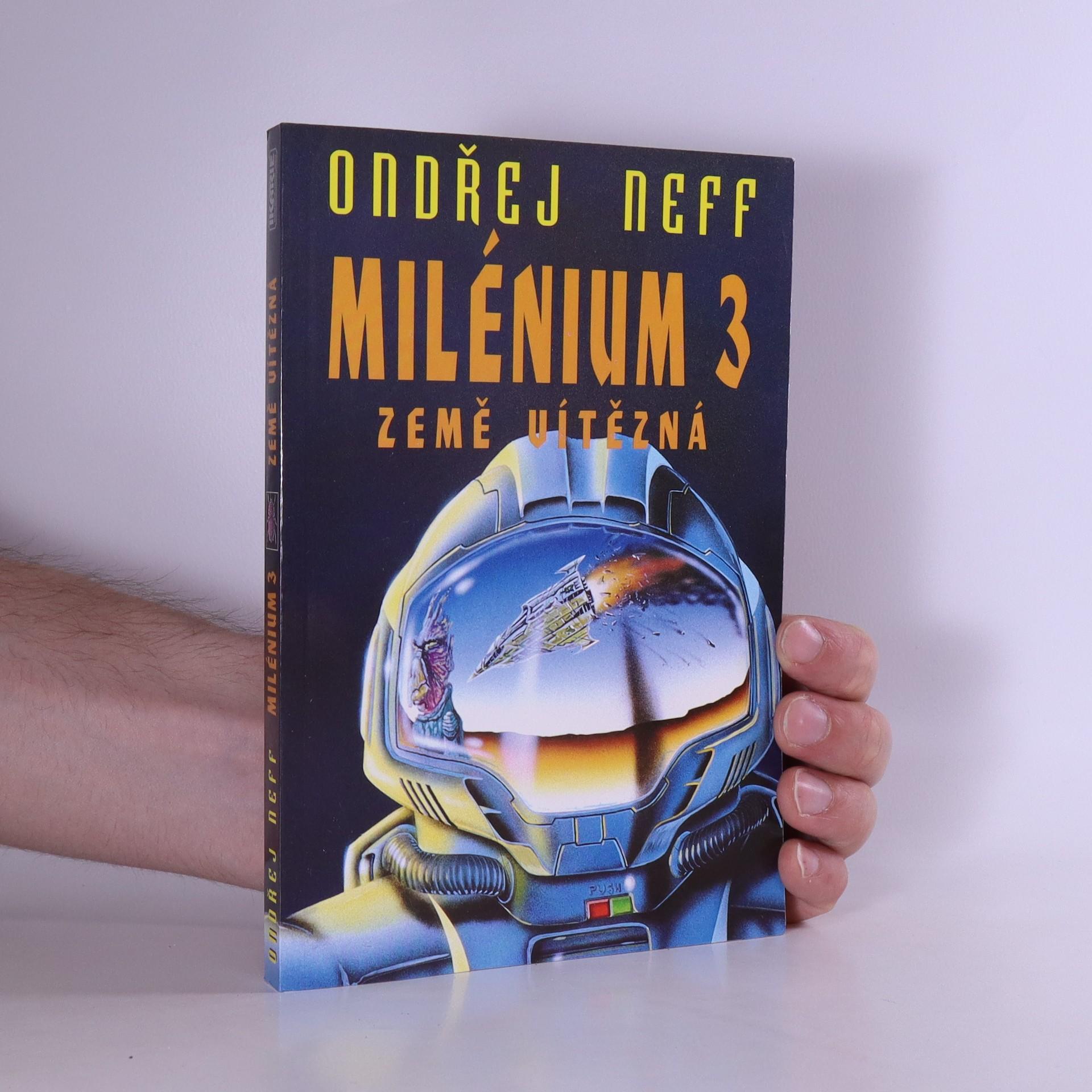 antikvární kniha Milénium 3. Země vítězná, 1995