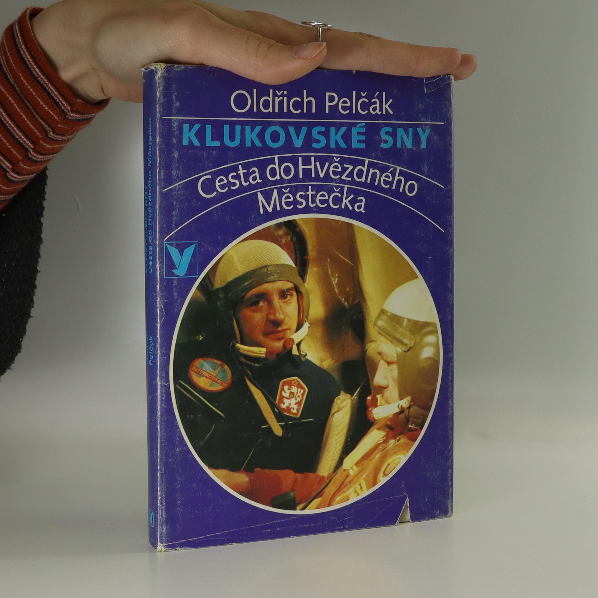antikvární kniha Klukovské sny : Cesta do Hvězdného Městečka, 1979