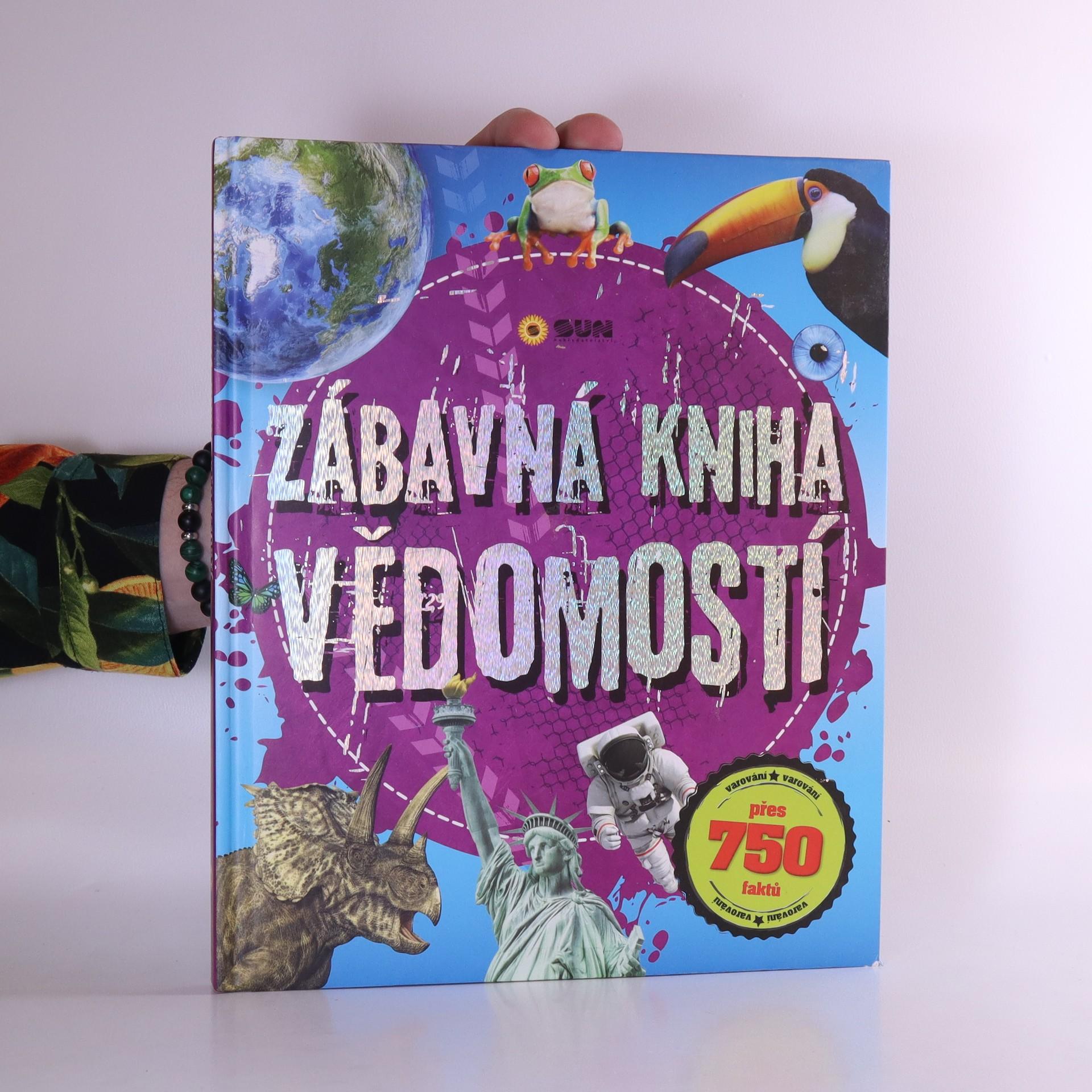 antikvární kniha Zábavná kniha vědomostí, 2016