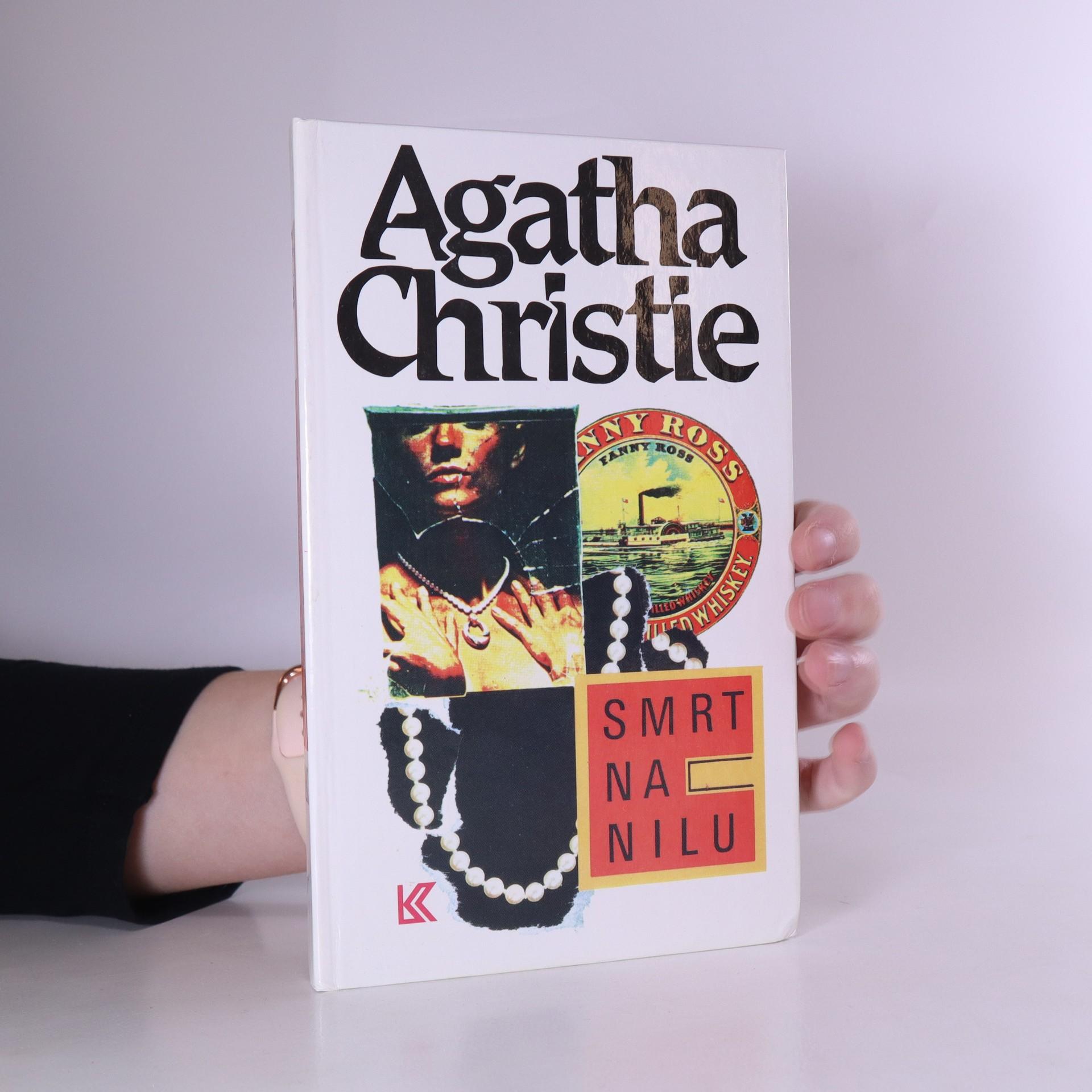 antikvární kniha Smrt na Nilu, 1993