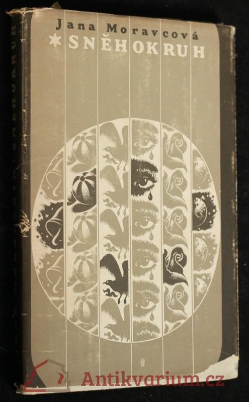antikvární kniha Sněhokruh, 1974
