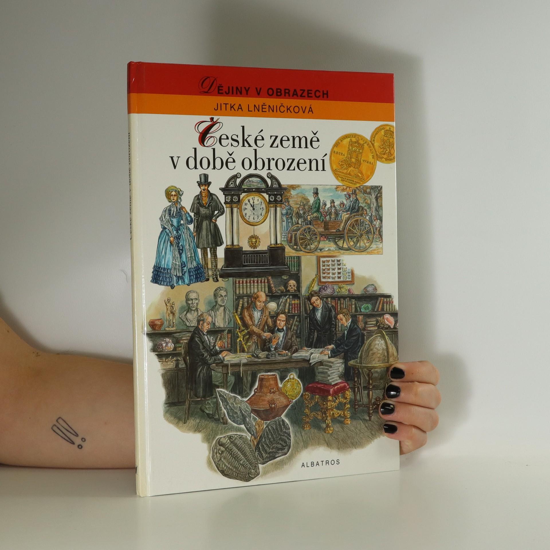 antikvární kniha České země v době obrození, 1995