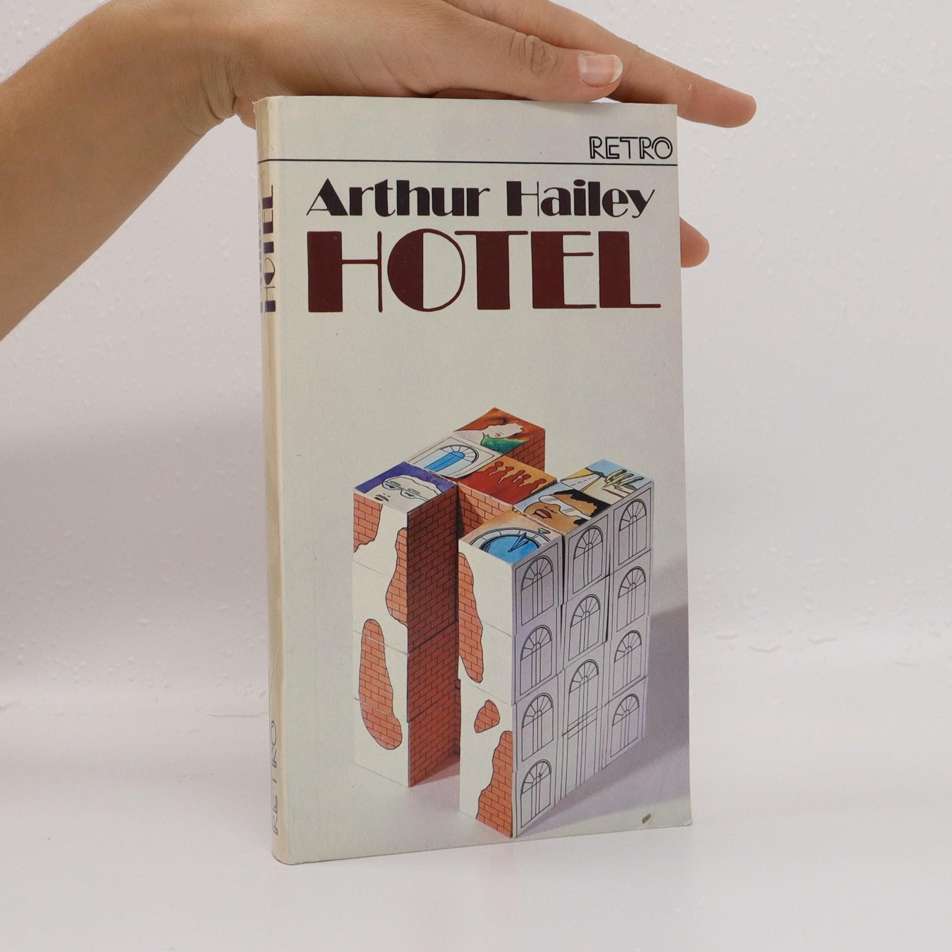 antikvární kniha Hotel (slovensky), 1979