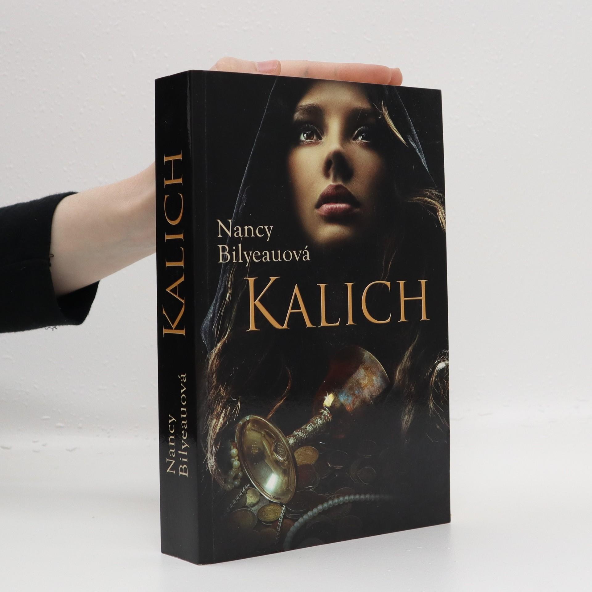 antikvární kniha Kalich, 2017