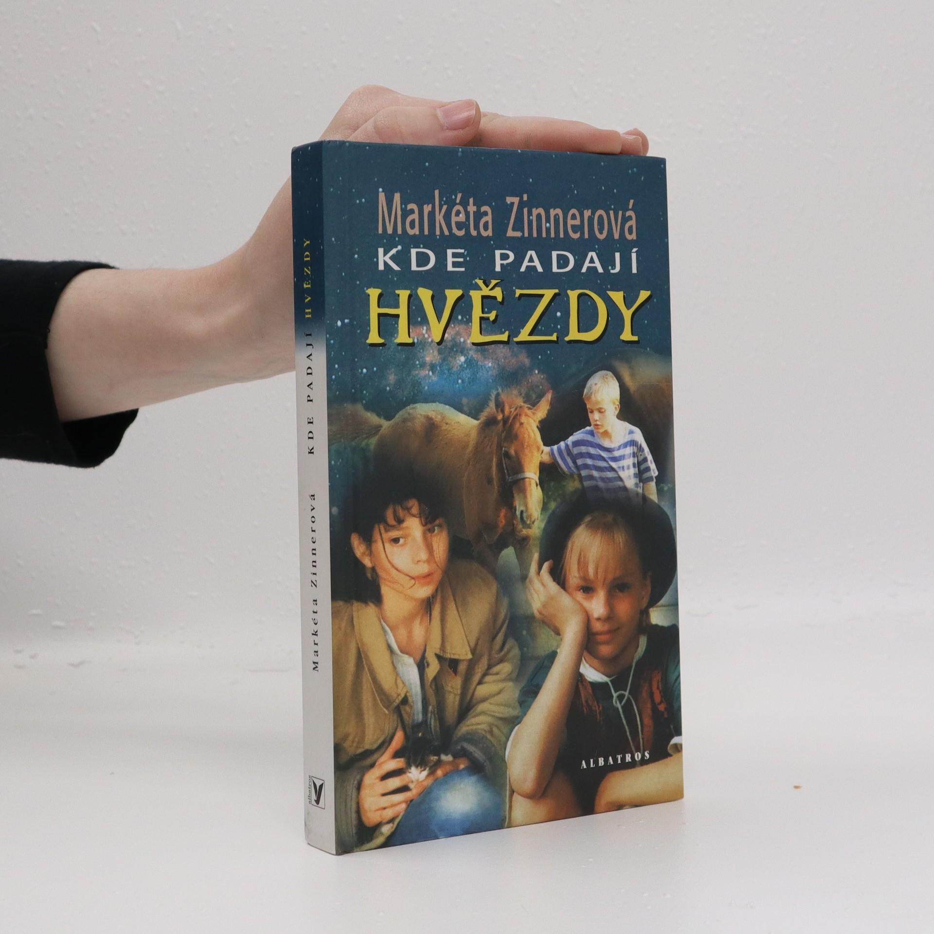antikvární kniha Kde padají hvězdy, 2004