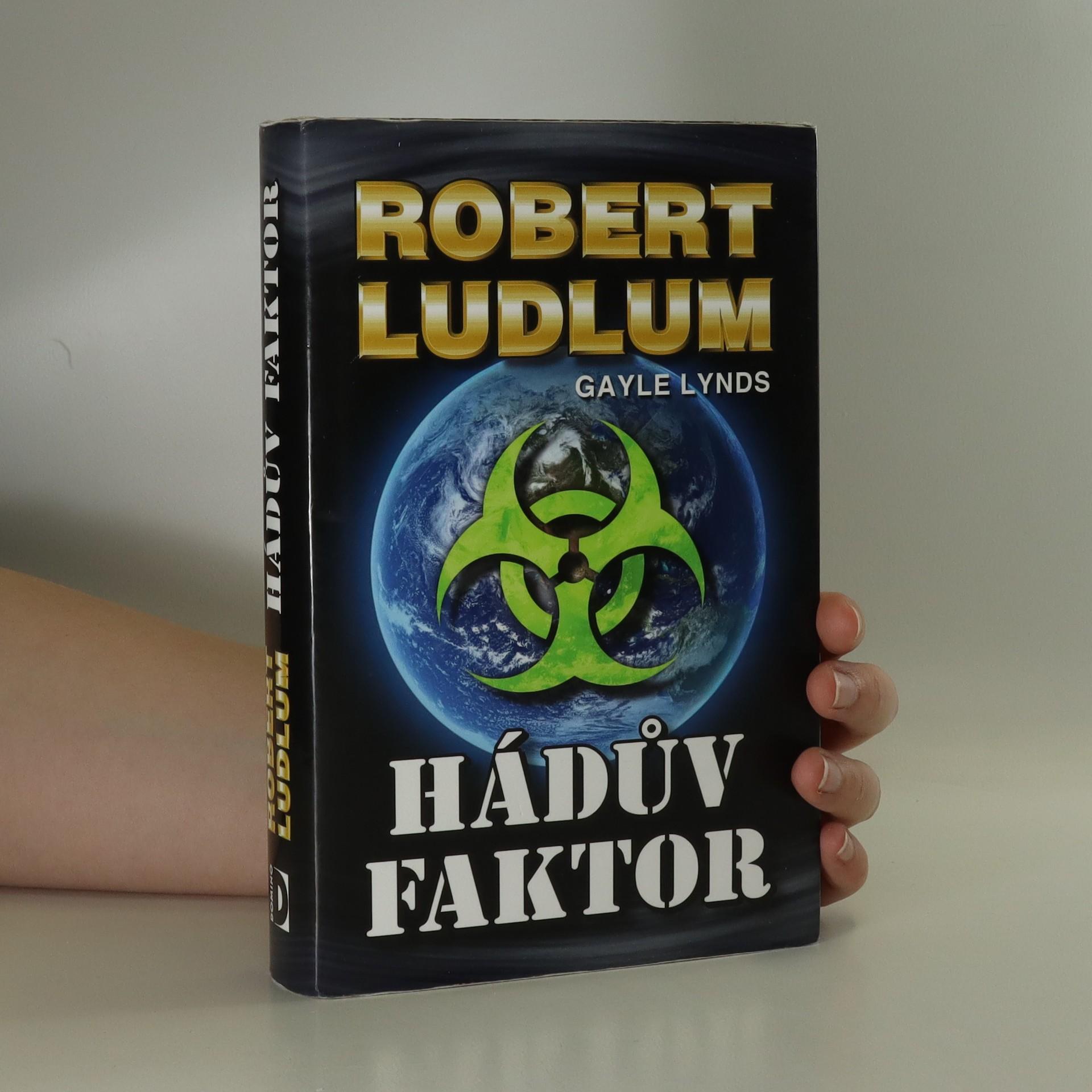 antikvární kniha Hádův faktor, 2011