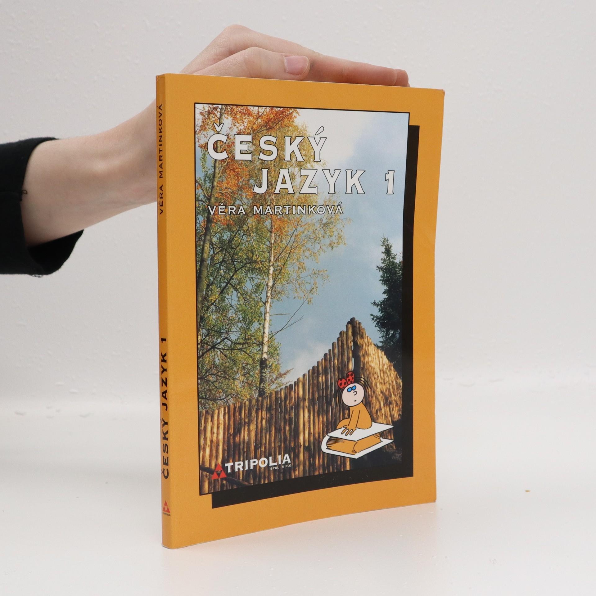 antikvární kniha Český jazyk 1, 2001