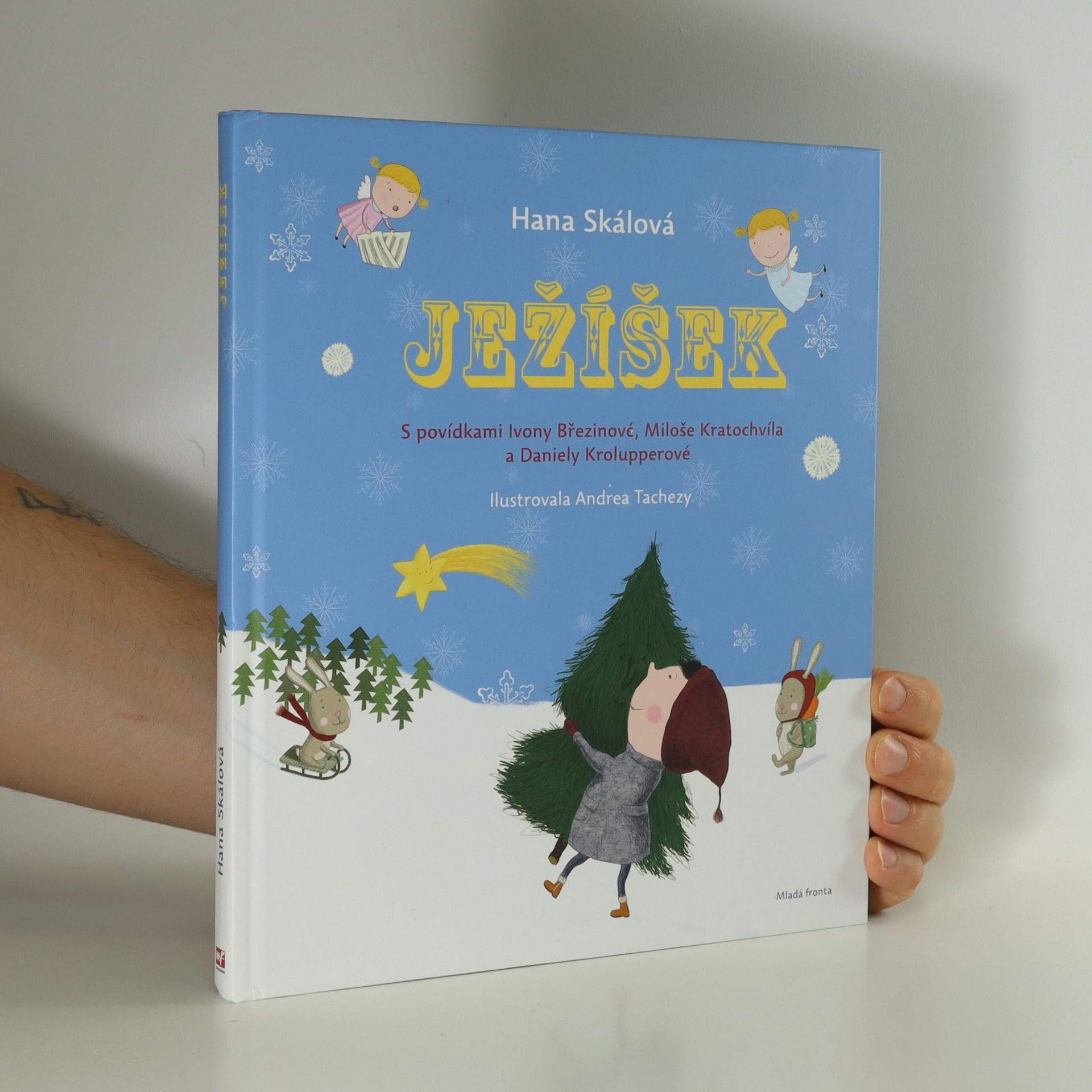 antikvární kniha Ježíšek, 2010