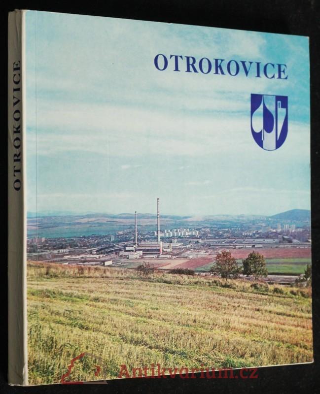 antikvární kniha Otrokovice : dějiny a současnost. 1131-1981, 1981