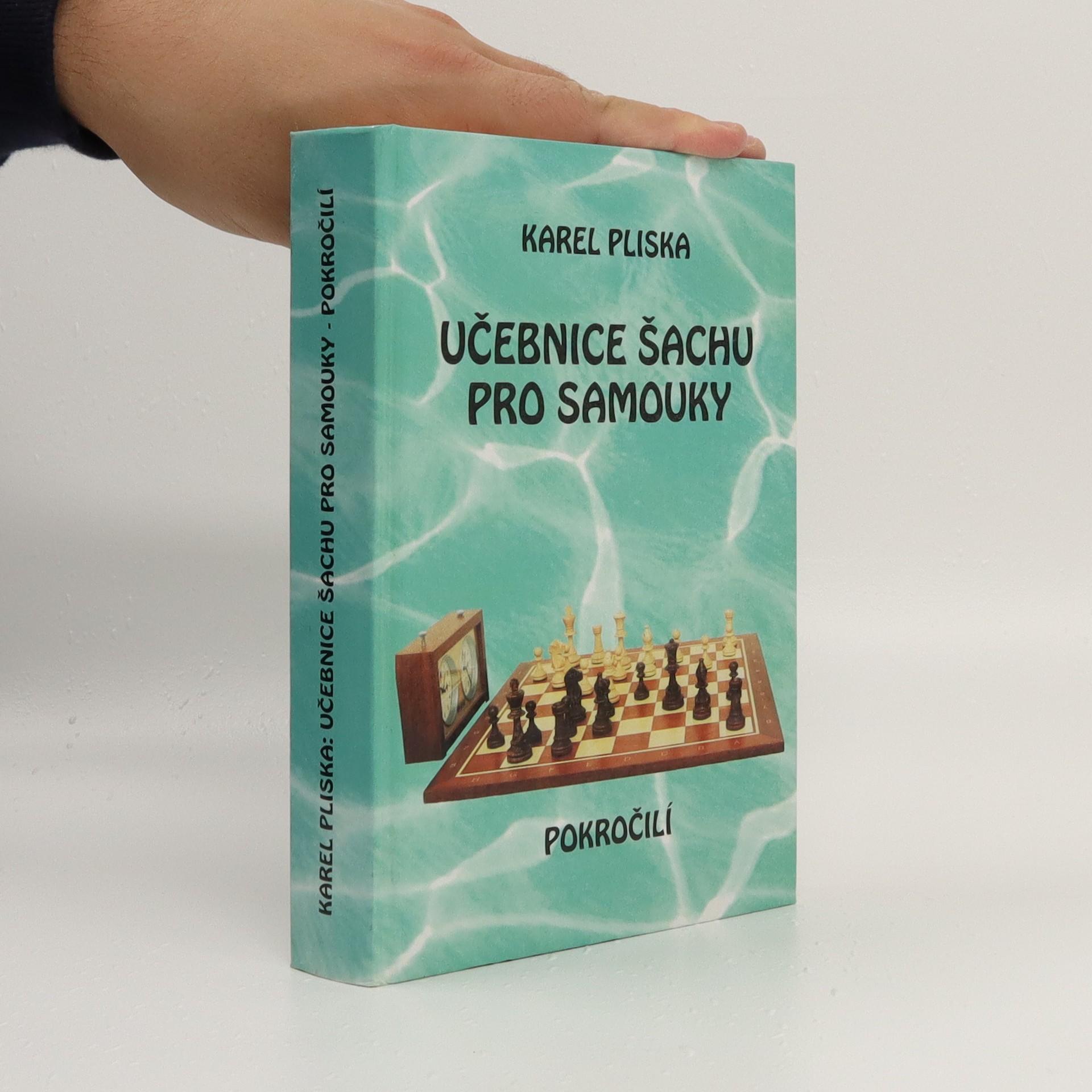 antikvární kniha Učebnice šachu pro samouky : pokročilí, 2001