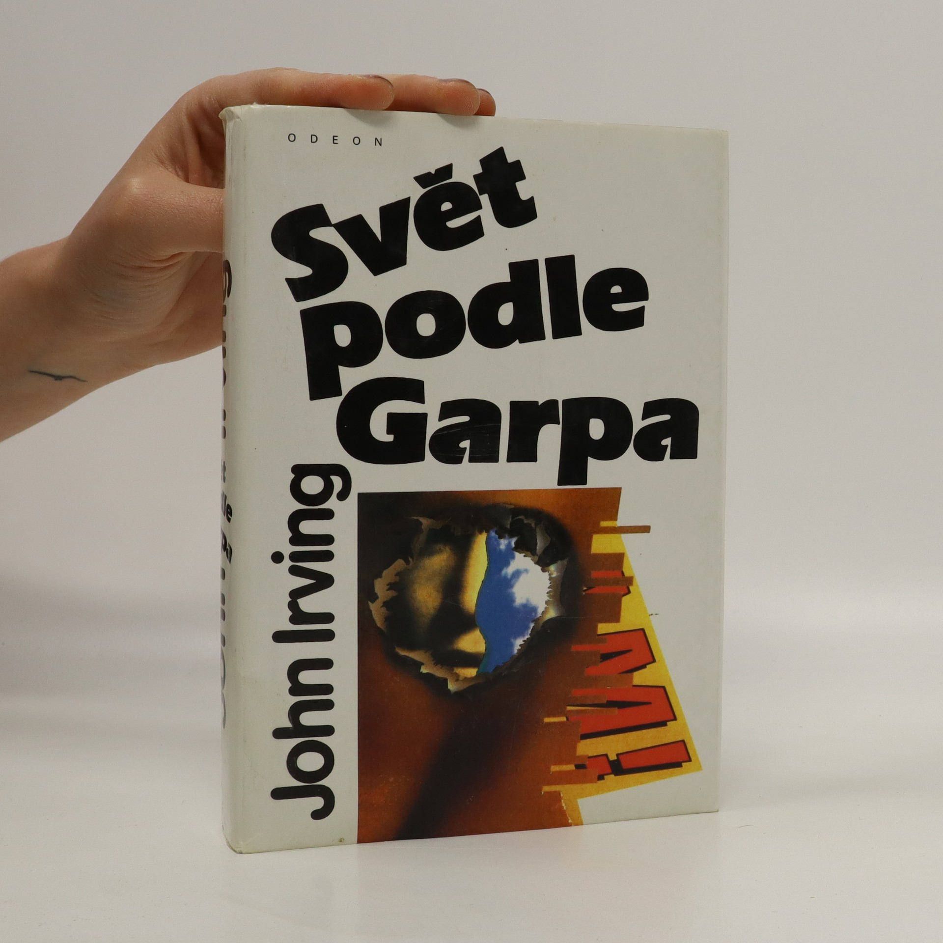 antikvární kniha Svět podle Garpa, 1994
