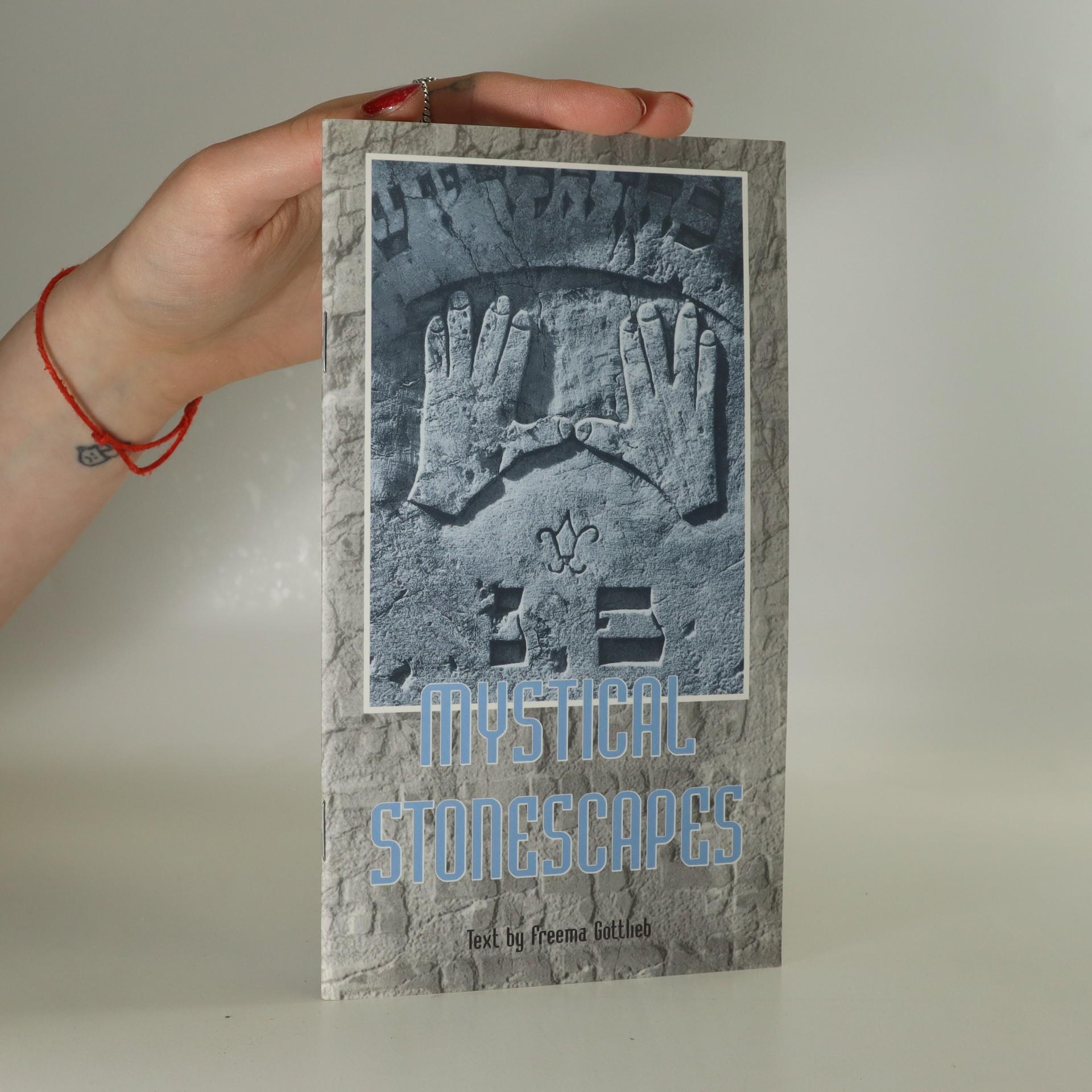 antikvární kniha Mystical Stonescapes of Prague Jewish Town and Czech Countryside, neuveden