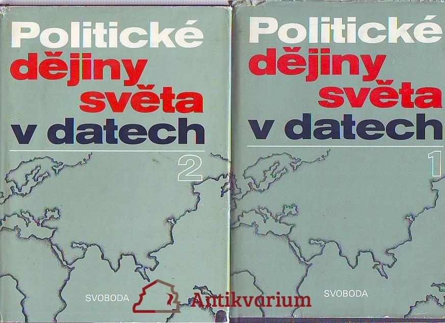 Politické dějiny světa v datech I.-II.