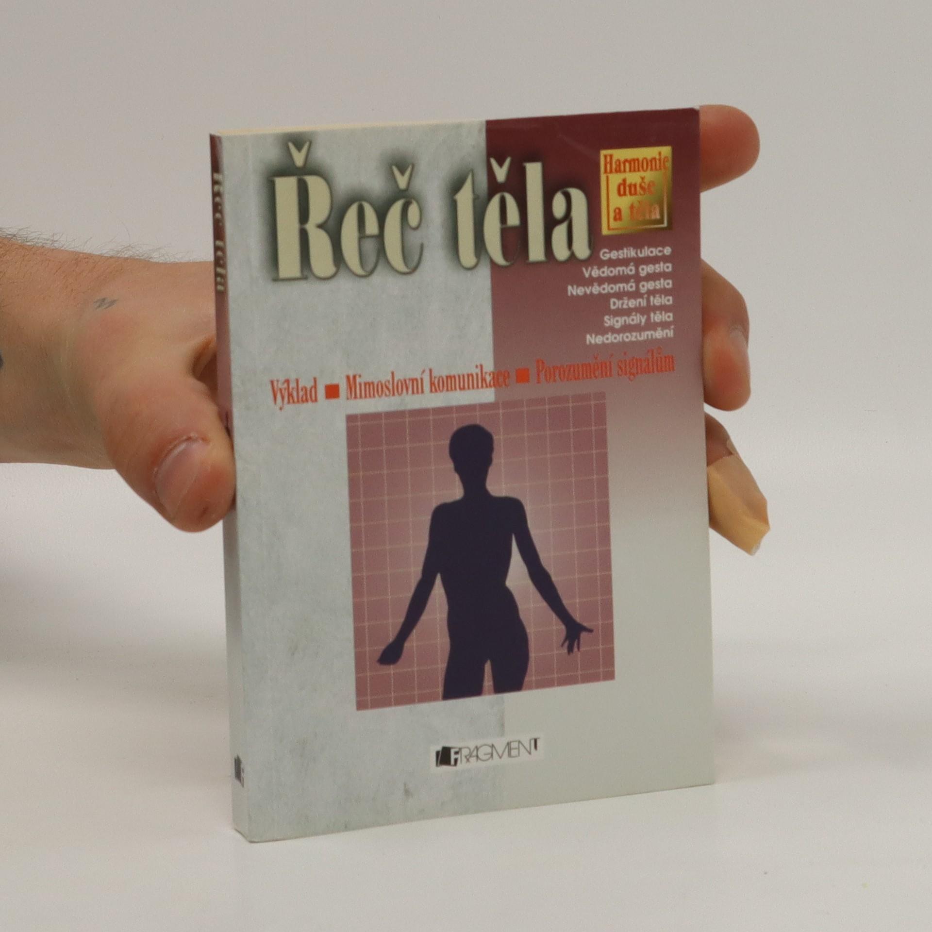 antikvární kniha Řeč těla, 2004