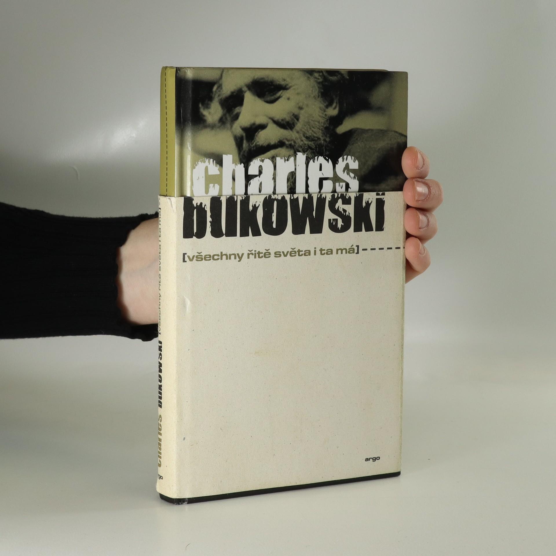 antikvární kniha Všechny řitě světa i ta má, 2013