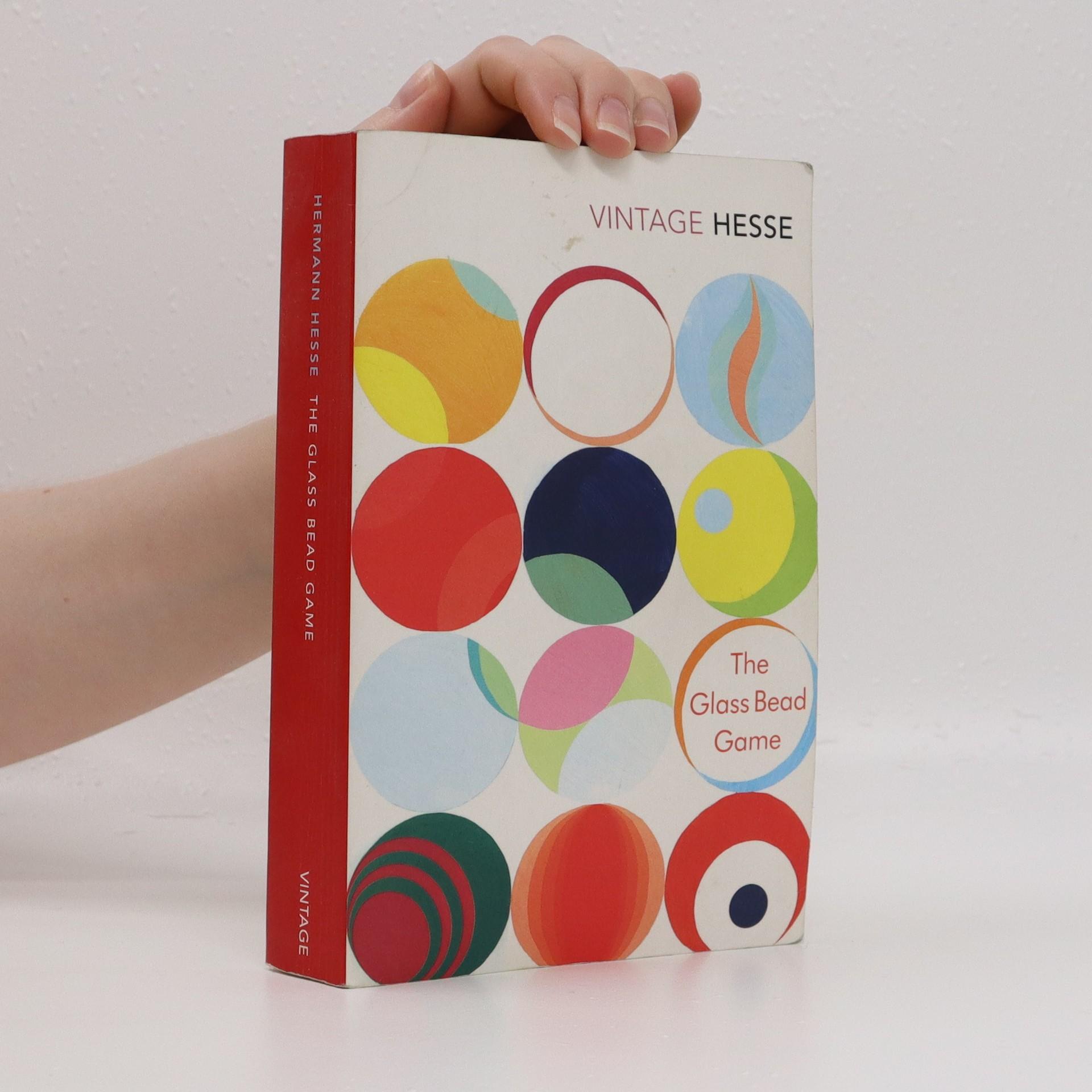 antikvární kniha The Glass Bead Game, 2000