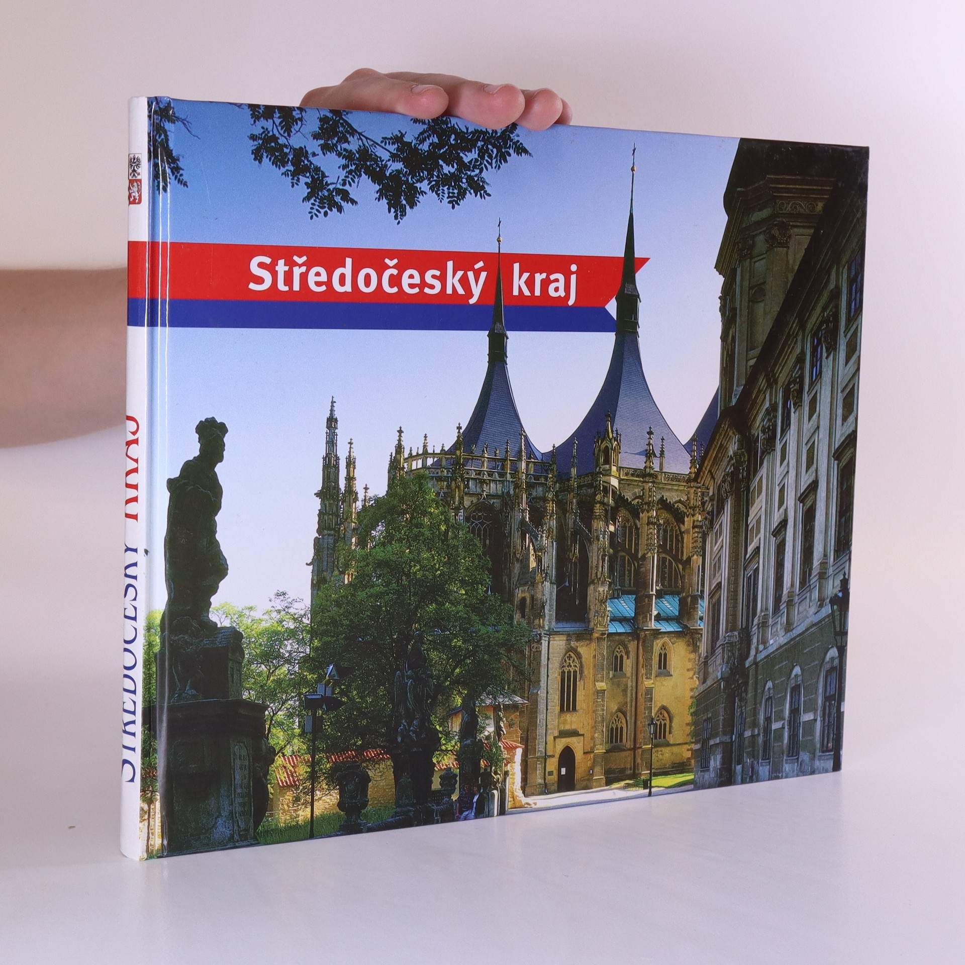 antikvární kniha Středočeský kraj, 2011