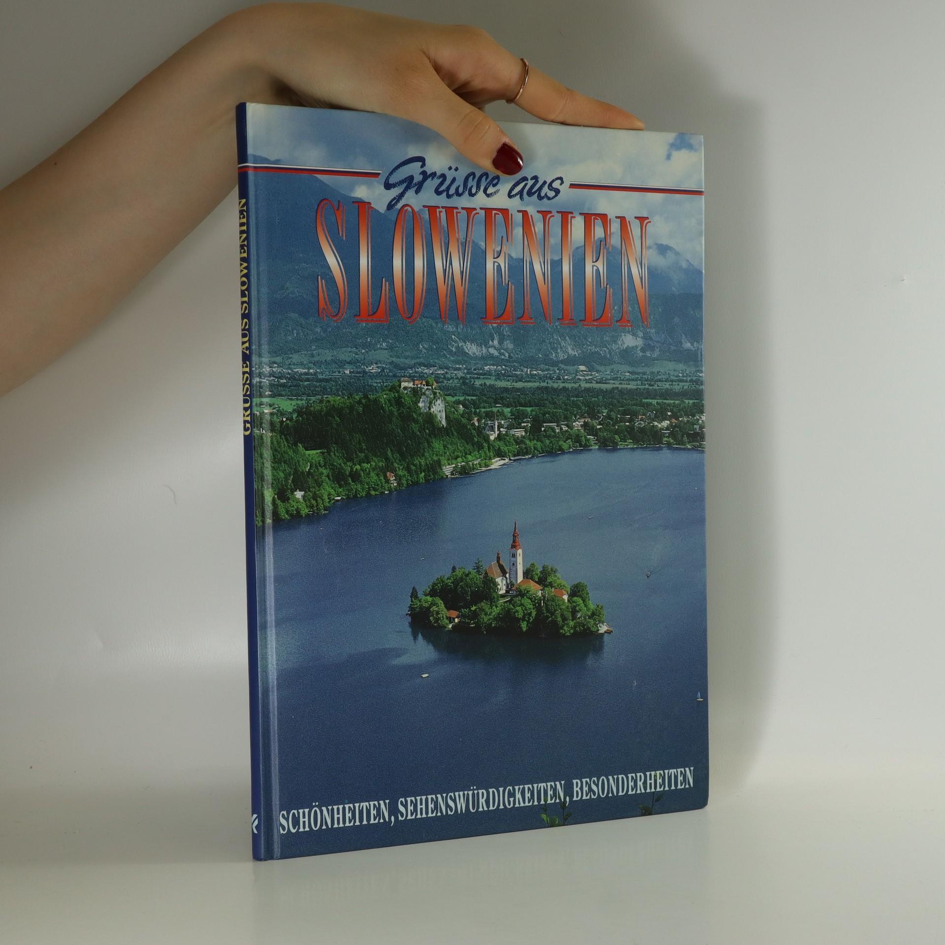 antikvární kniha Grüsse aus Slowenien, 1996