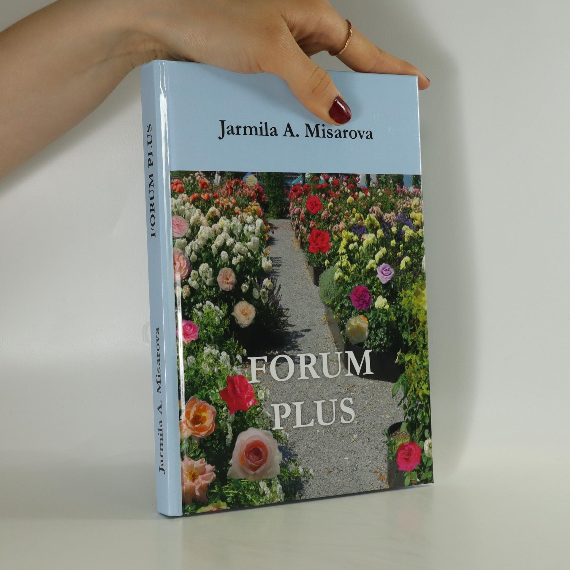 antikvární kniha Forum plus, 2019