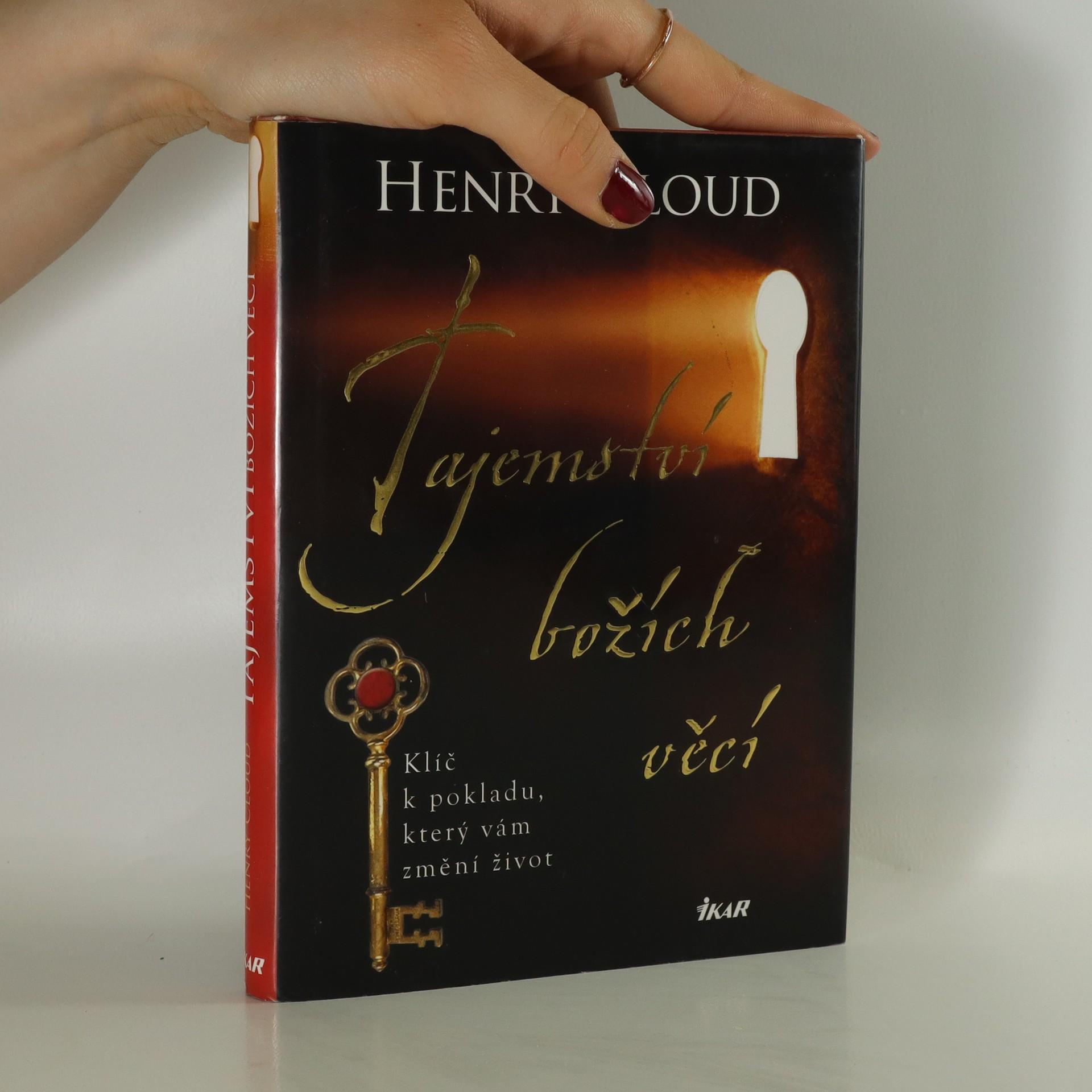 antikvární kniha Tajemství božích věcí : klíč k pokladu, který vám změní život, 2010