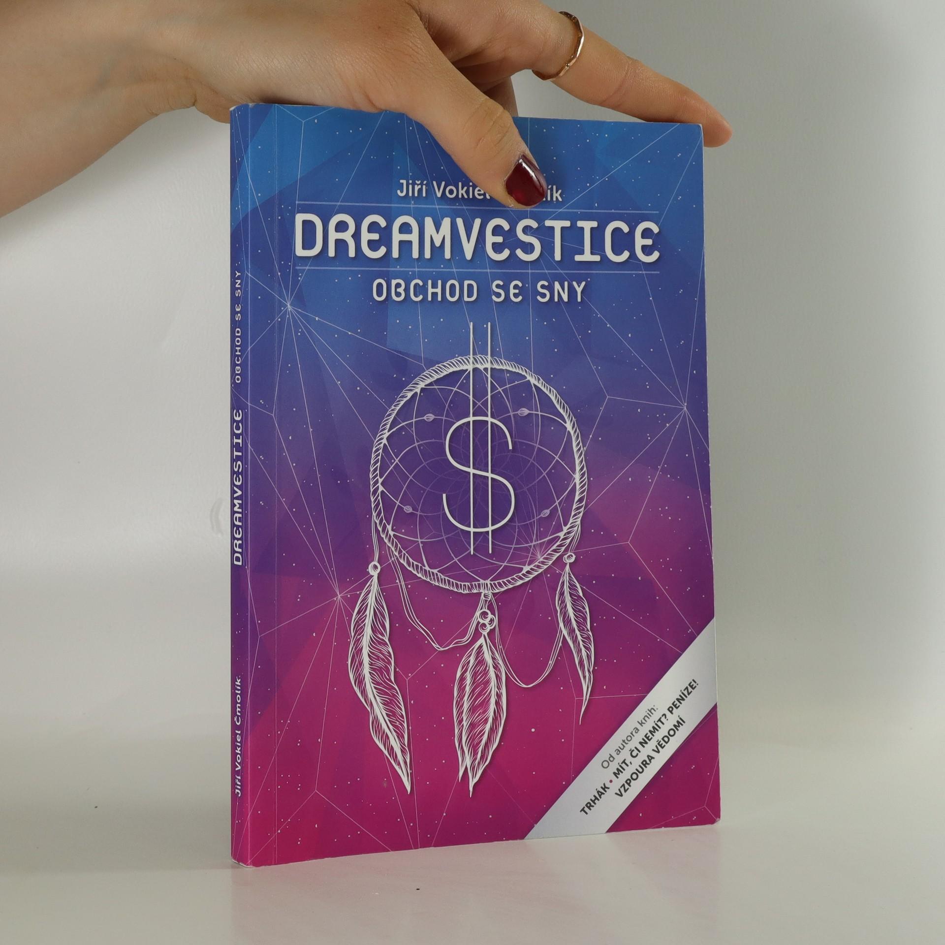 antikvární kniha Dreamvestice. Nejlepší obchod je se sny, neuveden