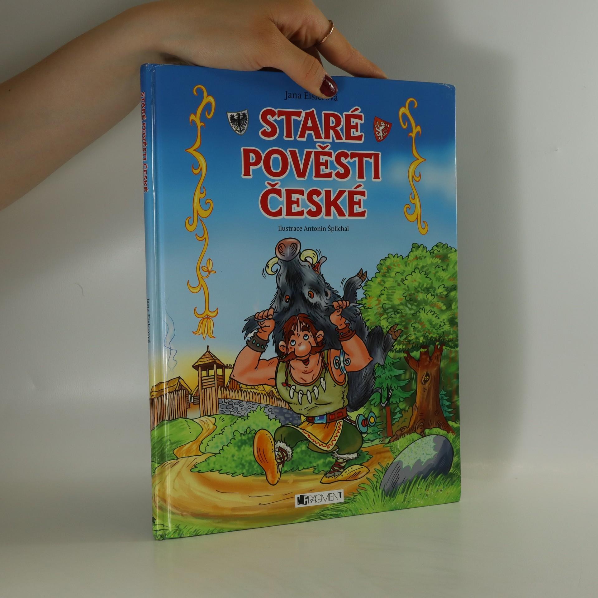 antikvární kniha Staré pověsti české, 2009