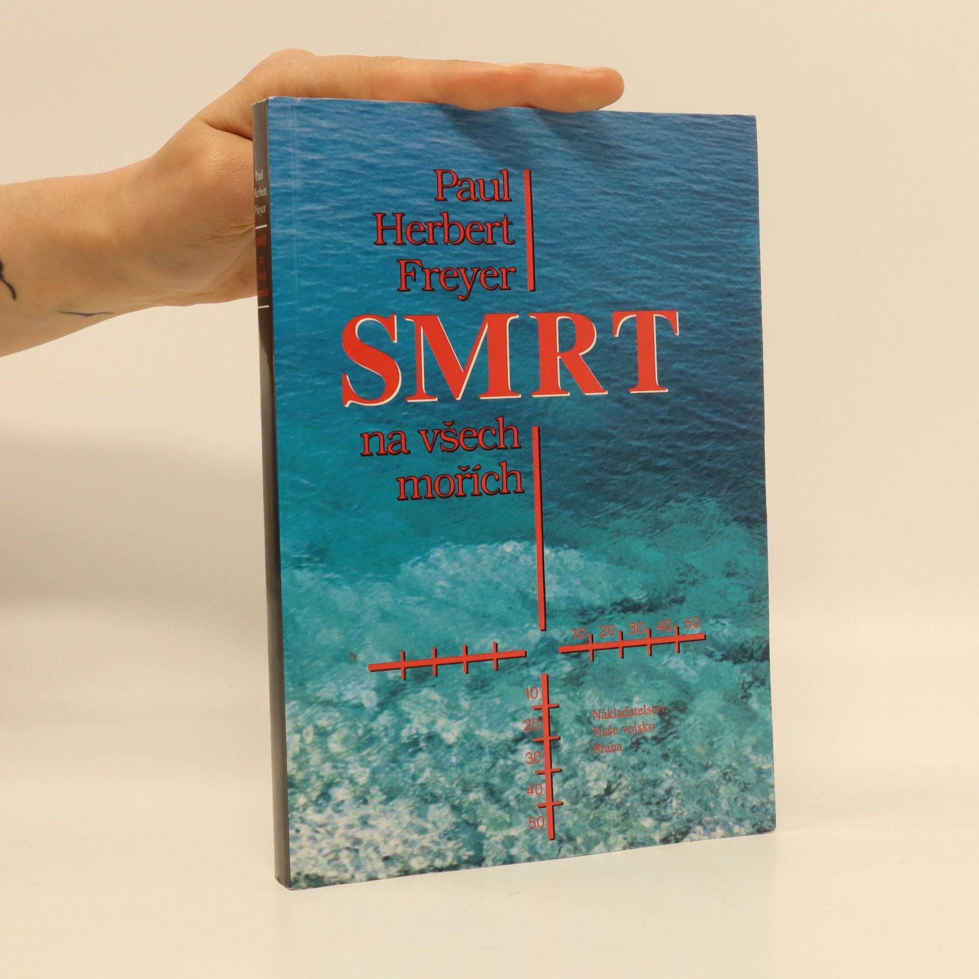 antikvární kniha Smrt na všech mořích, 1996
